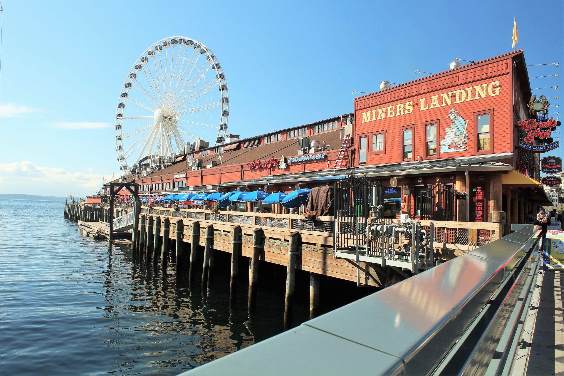 Washington State is shutting down restaurants, bars, and fitness studios