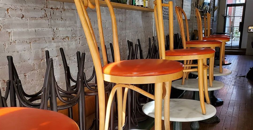 """Several Toronto restaurants close temporarily in support of """"social distancing"""""""