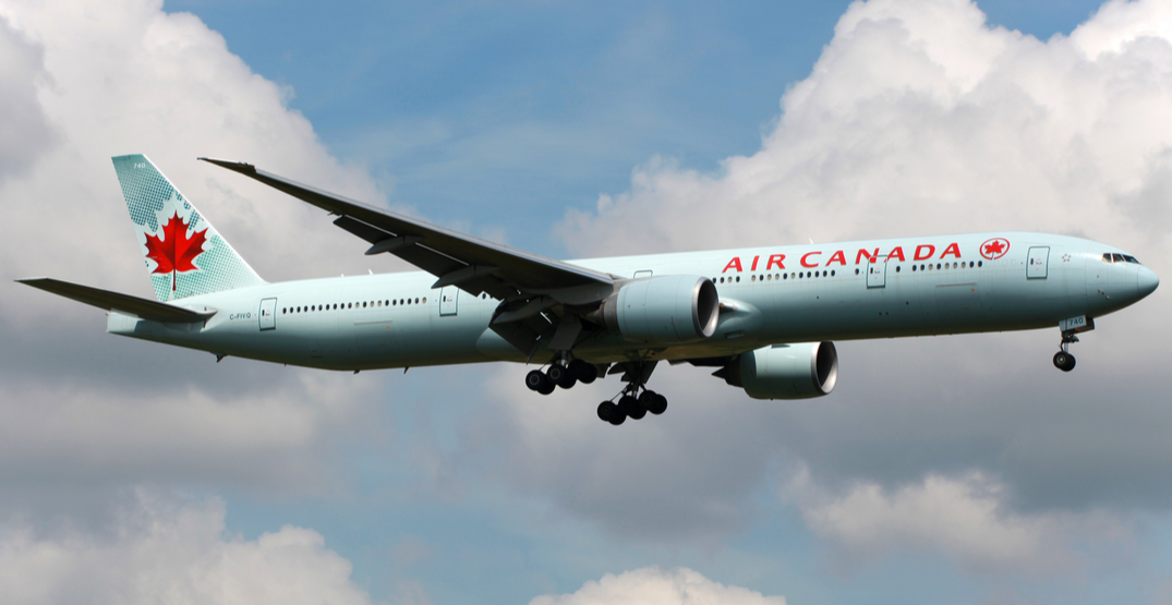 Air Canada saw $1 billion loss in first quarter due to coronavirus