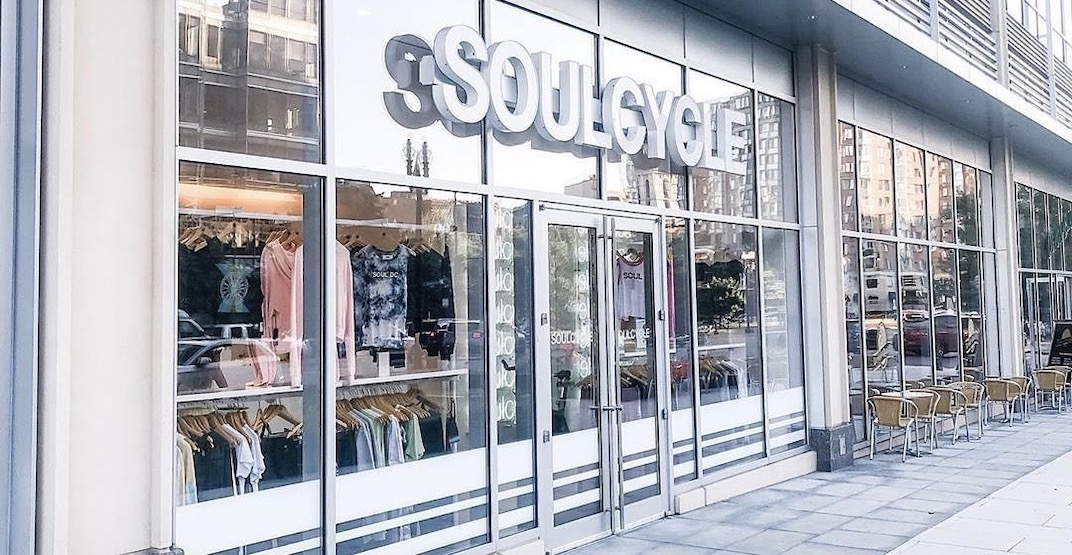 SoulCycle closing Canadian locations until 2021 due to COVID-19