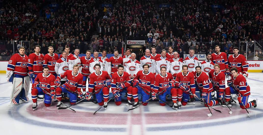 Canadiens players step up to help pay part-time arena staff