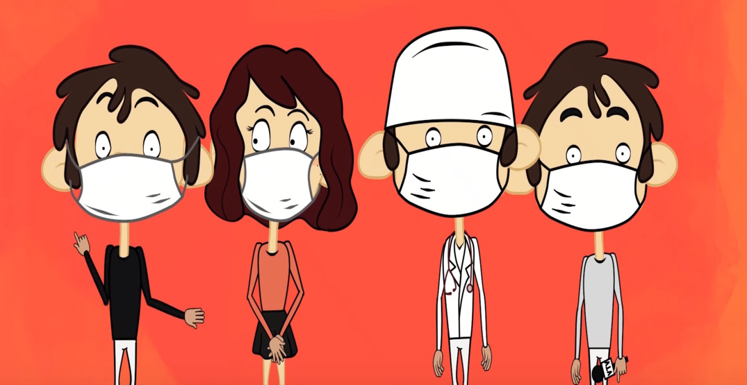 Hilarious online videos teach viewers how to stop the spread of coronavirus