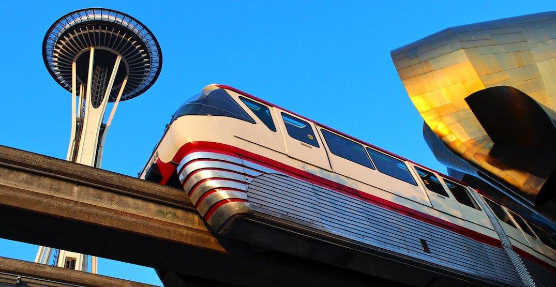 Seattle Center Monorail will close until April 6 due to coronavirus