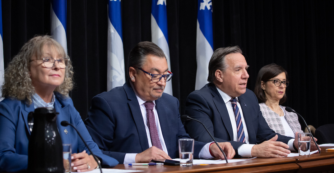 Quebec government to provide over $570 a week in financial compensation