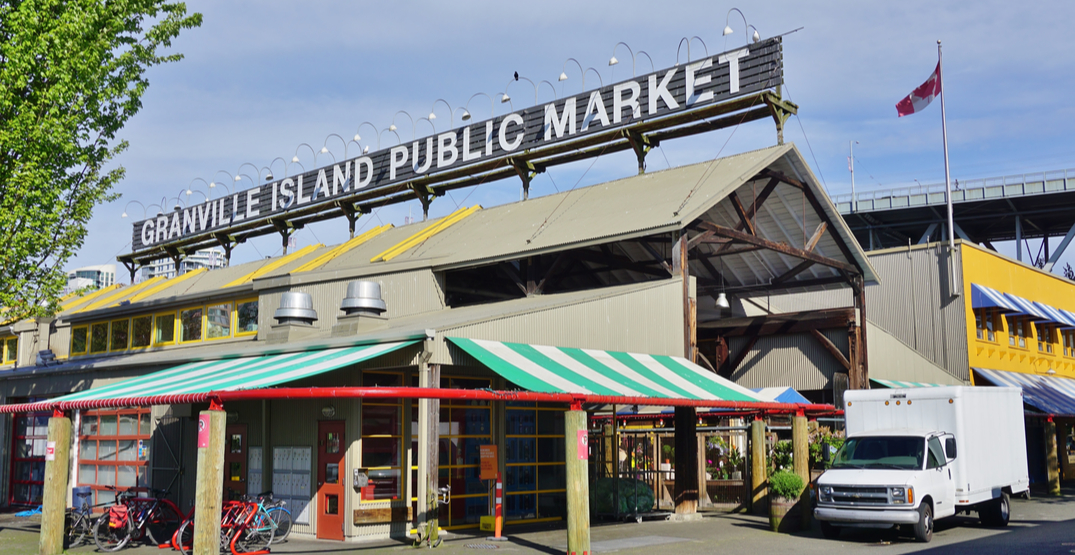 Here's what's still open in the Granville Island Public Market