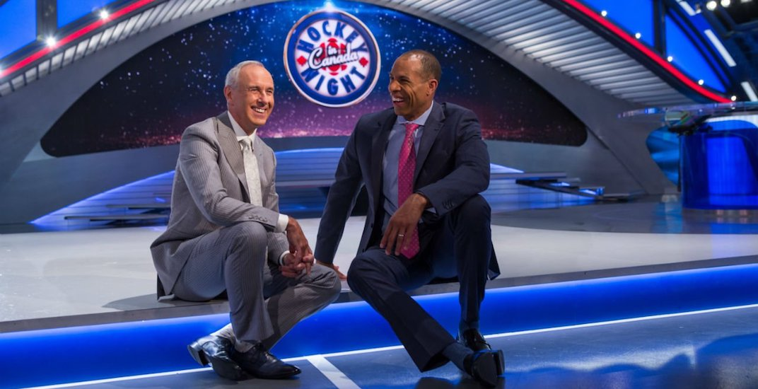 "Without hockey, the CBC is airing ""Movie Night in Canada"""