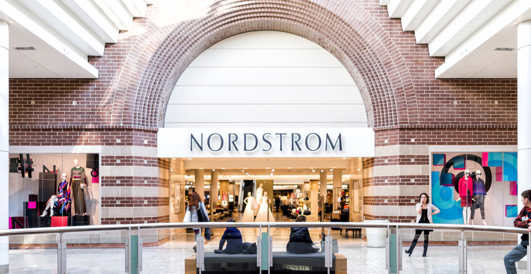 Seattle-based Nordstrom is permanently closing 16 stores