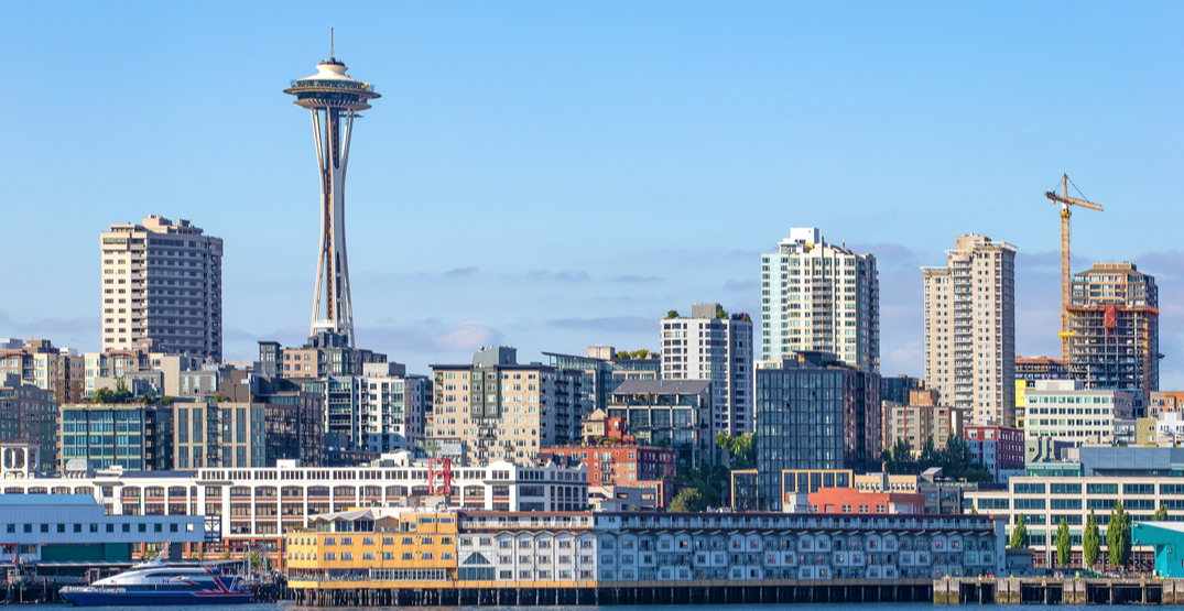 Seattle forecast calls for sunshine right through the long weekend