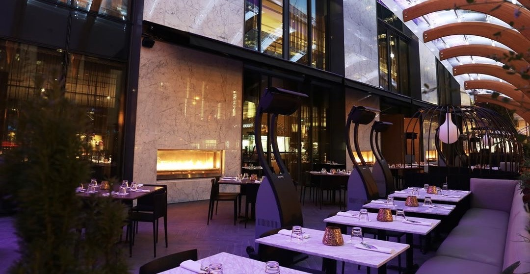 Glowbal Restaurant flagged for possible COVID-19 exposure