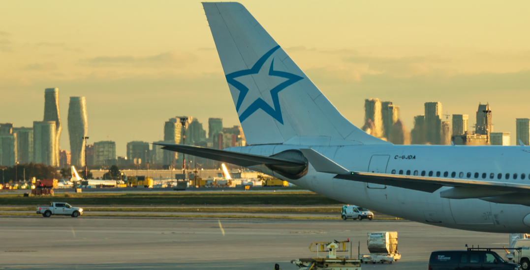 All Air Transat flights to be suspended due to pandemic concerns
