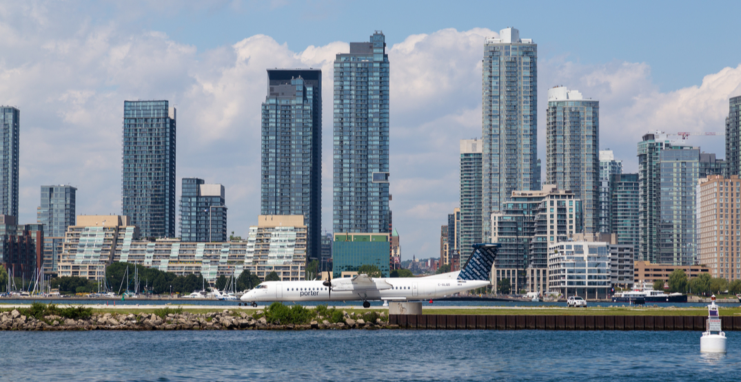 Porter Airlines extending its temporary suspension of all flights