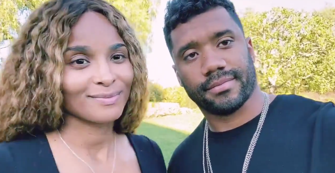 Russell Wilson and Ciara donate 1 million meals to Seattle Food Lifeline