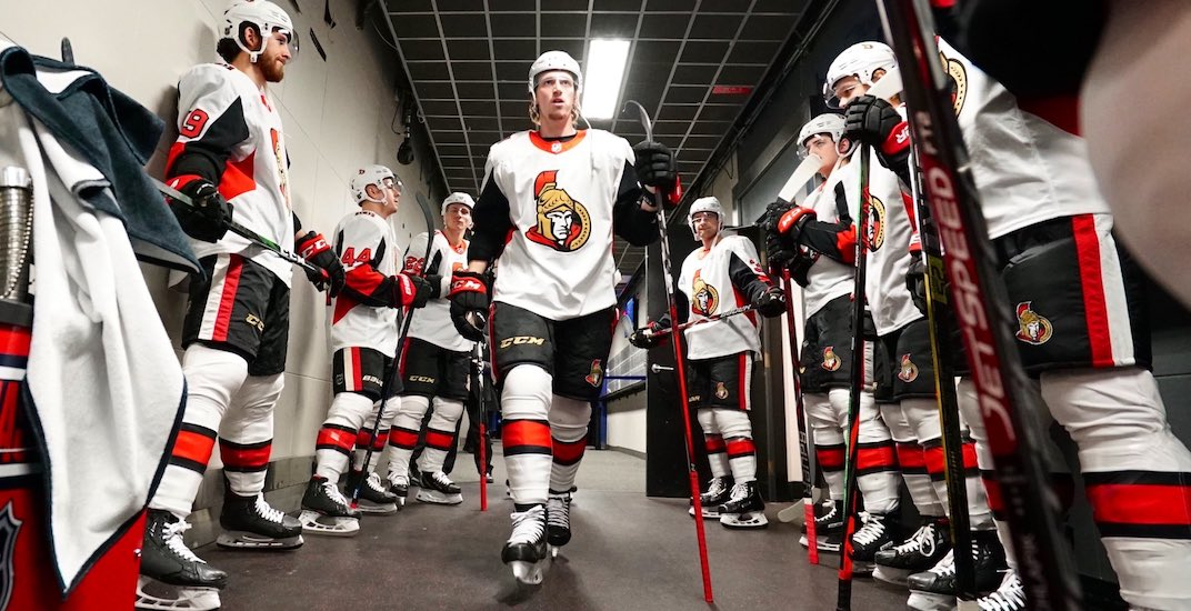 Ottawa Senators player becomes first in NHL to test positive for coronavirus