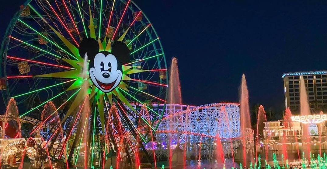 Disneyland donating excess food from temporary closures to food bank