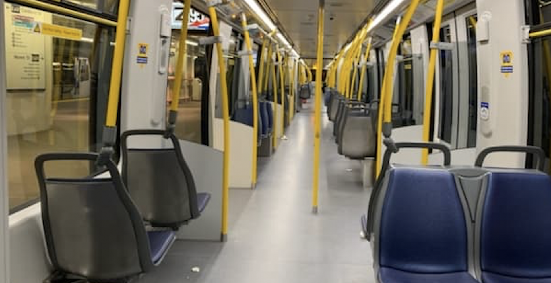 What transit looks like while Vancouver is social distancing (PHOTOS)