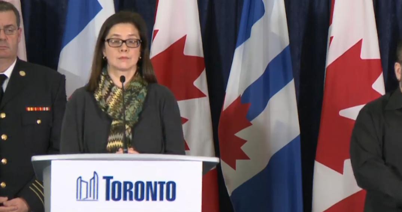 11 hospitalized as coronavirus cases rise to 128 in Toronto