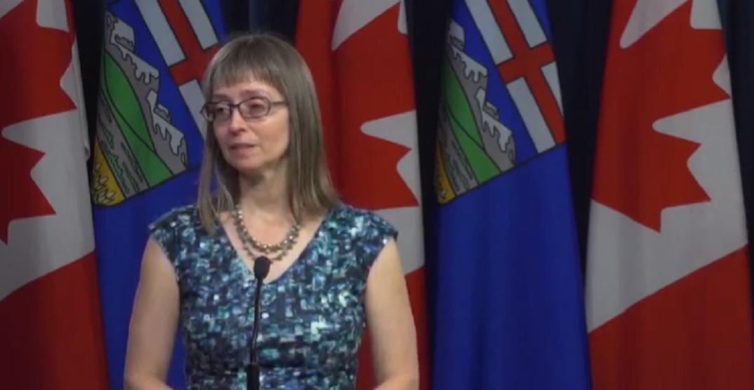 Alberta has suffered its first coronavirus-related death