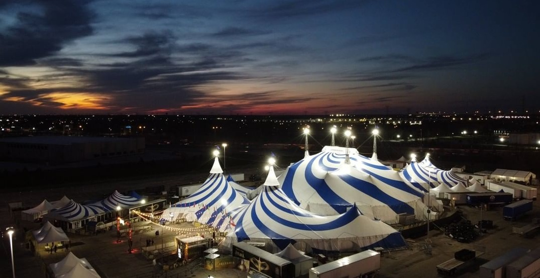 Cirque du Soleil lays off 95% of its employees over coronavirus pandemic