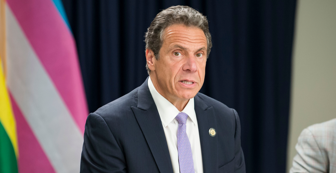 Executive order in New York instructs 100% of workforce to stay home