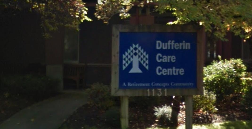 Health authorities confirm new case of coronavirus at Metro Vancouver care centre