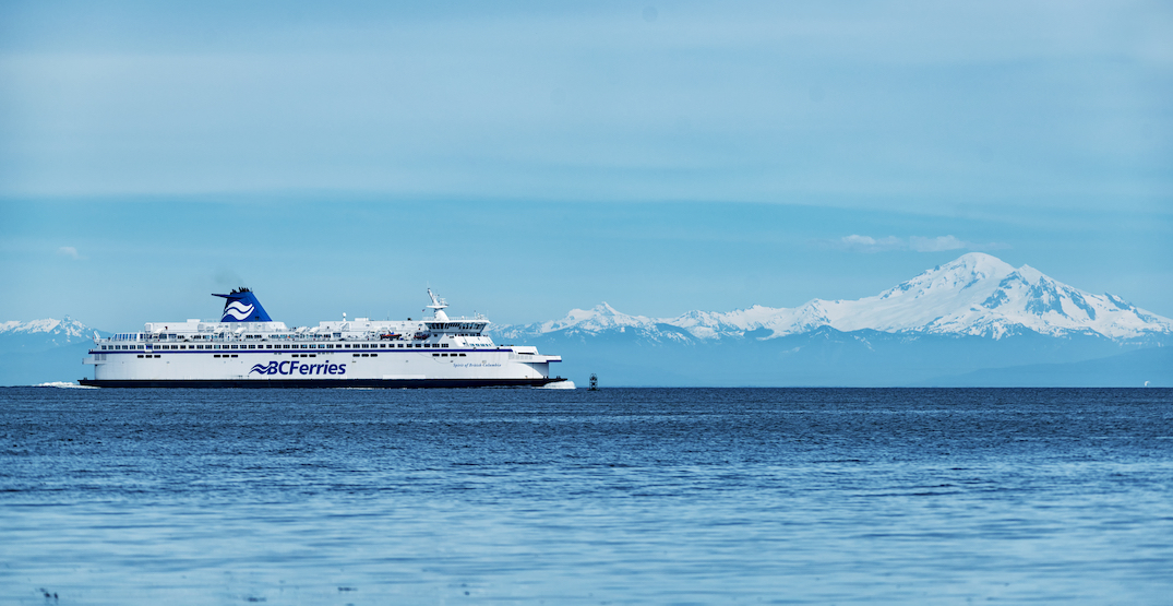 BC Ferries ridership falls by 40%, prompting reduced frequencies throughout April