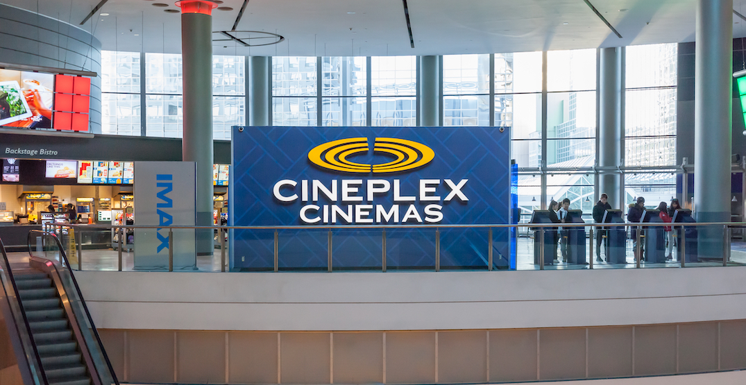 UK-based Cineworld terminates $2.8 billion deal with Canada's Cineplex