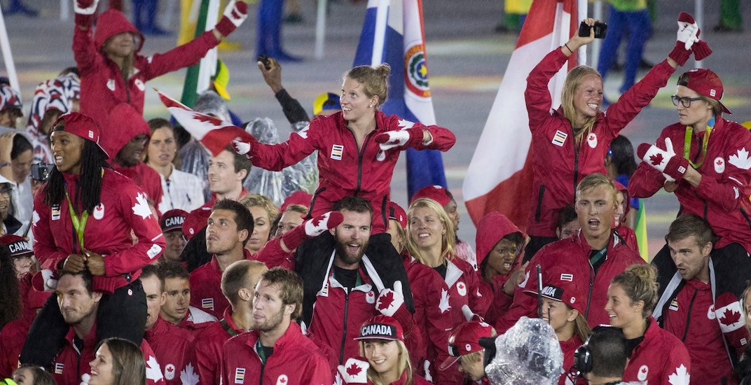 Canadian athletes react to Canada pulling out of 2020 Olympics