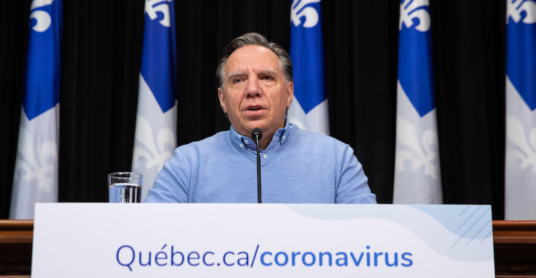 Quebec announces 570 new cases of coronavirus, 51 additional deaths
