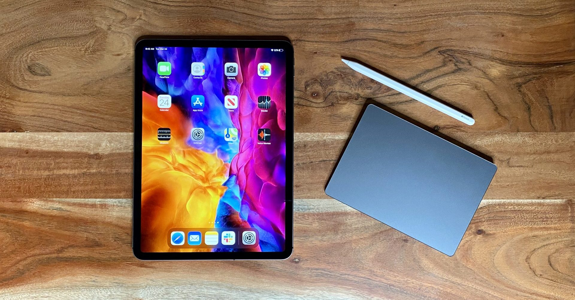 An average tech guy's review: What it's like using a trackpad with the new iPad Pro