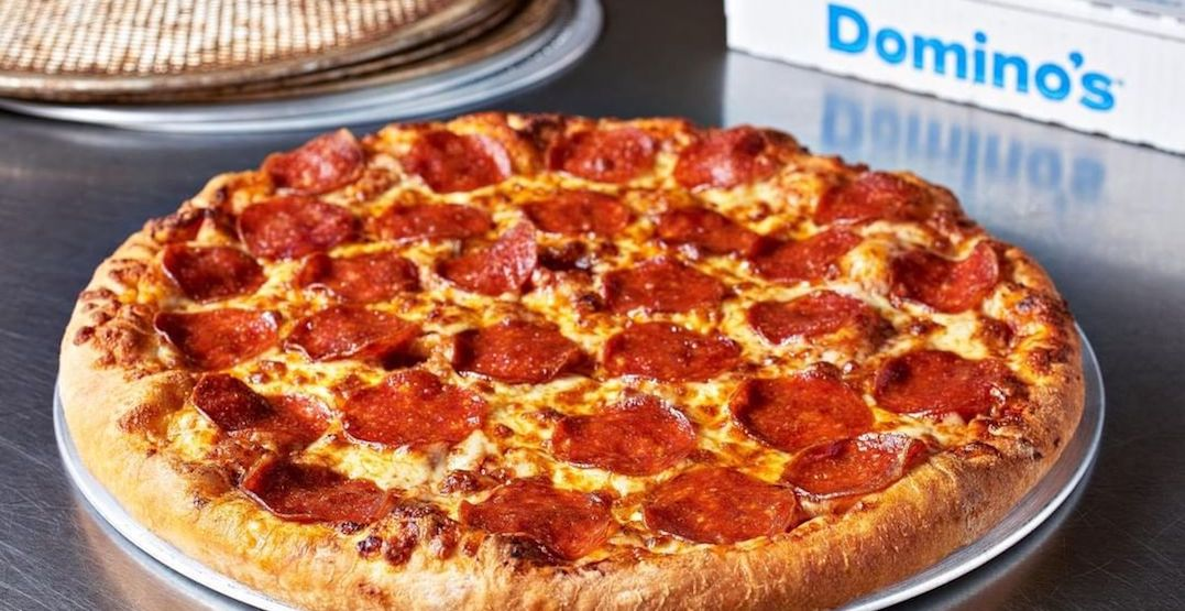 Domino's hiring for full- and part-time positions across Canada