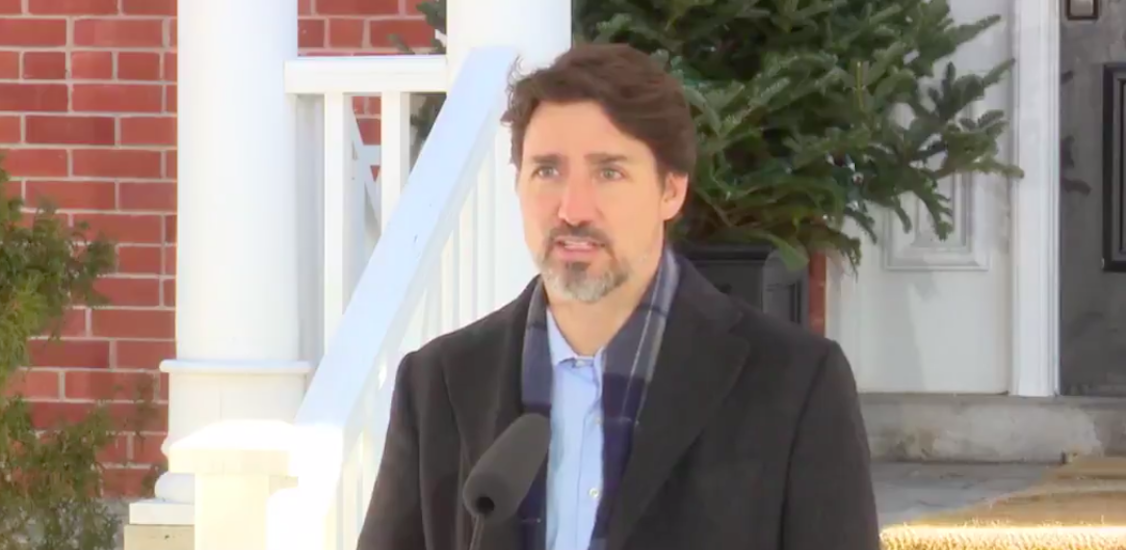 """More stringent measures"" could be in place if Canadians don't stay home: Trudeau"