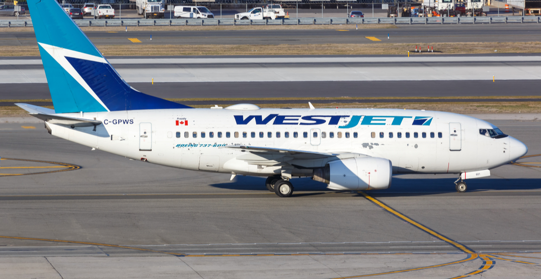 WestJet lays off 6,900 employees due to coronavirus pandemic