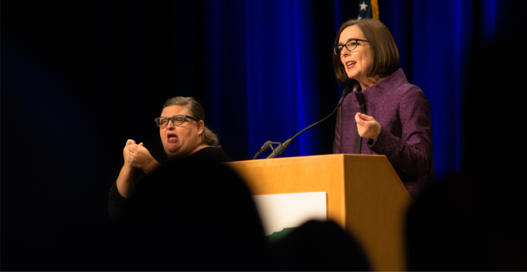 Oregon Gov issues executive order telling citizens to stay home