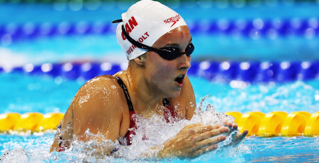 How Canadian swimmer Emily Overholt is dealing with a postponed Olympics