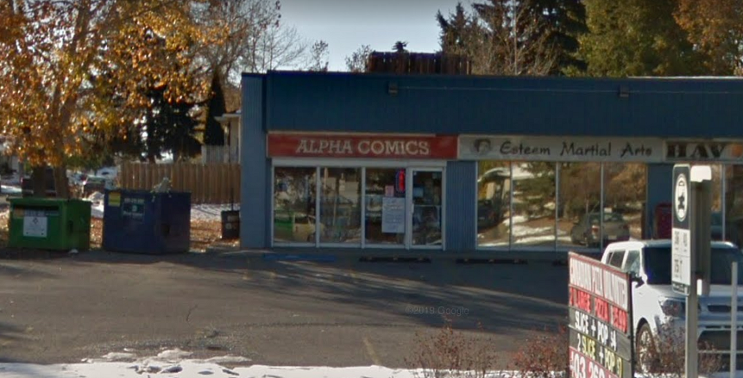 $50,000 in rare comic books stolen in targeted robbery