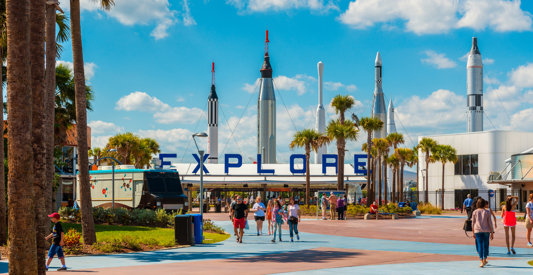 Learn without leaving the couch with Kennedy Space Center (VIDEOS)