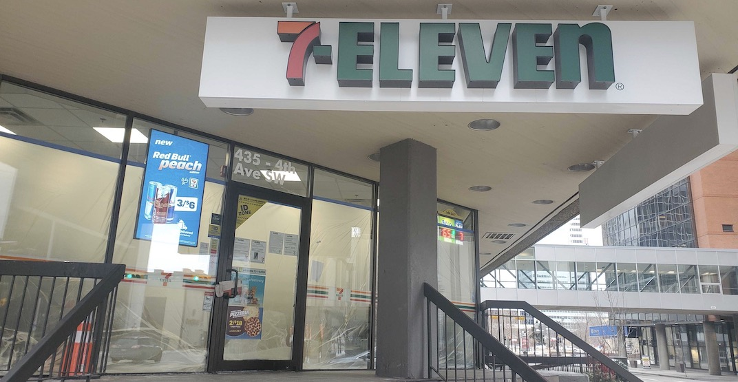 Calgary 7-Eleven closes after employee tests positive for coronavirus