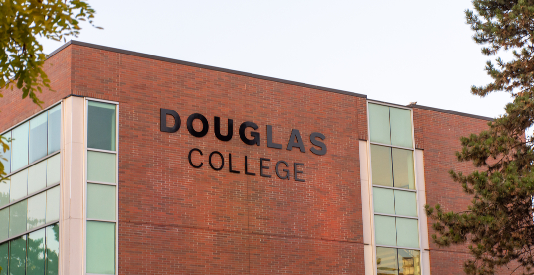 Douglas College warns of possible coronavirus exposure on campus
