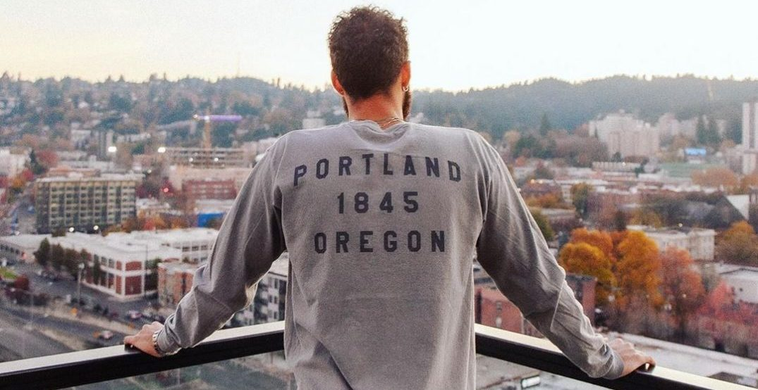 "Portland Gear launches ""Proud"" shirts for small businesses and charities"