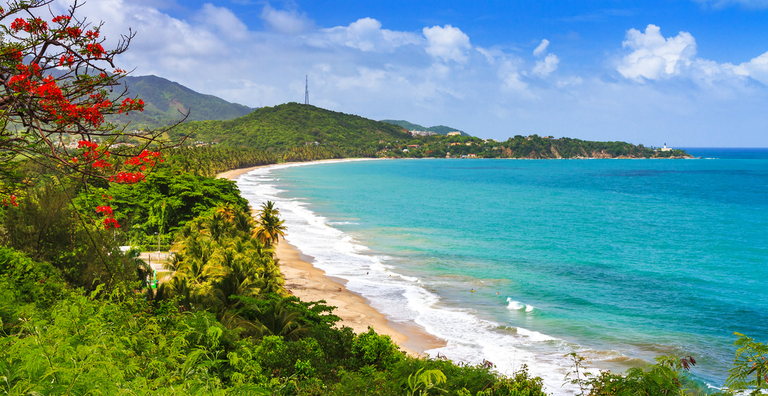 Experience Puerto Rico with a virtual vacation this weekend