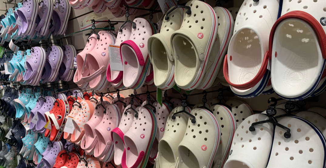 Crocs offering free shoes to healthcare workers across the US