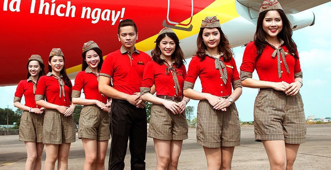 A Vietnamese airline is providing coronavirus insurance for its passengers