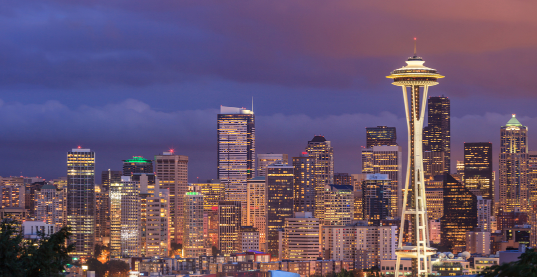 Seattle has seen some of the biggest rent drops in the country