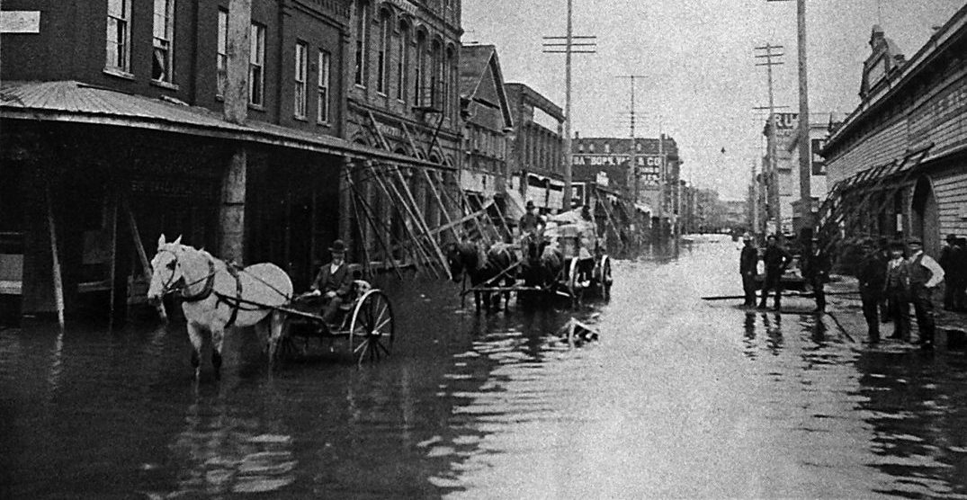 Throwback Thursday: The Flood of Portland 1894 (PHOTOS)