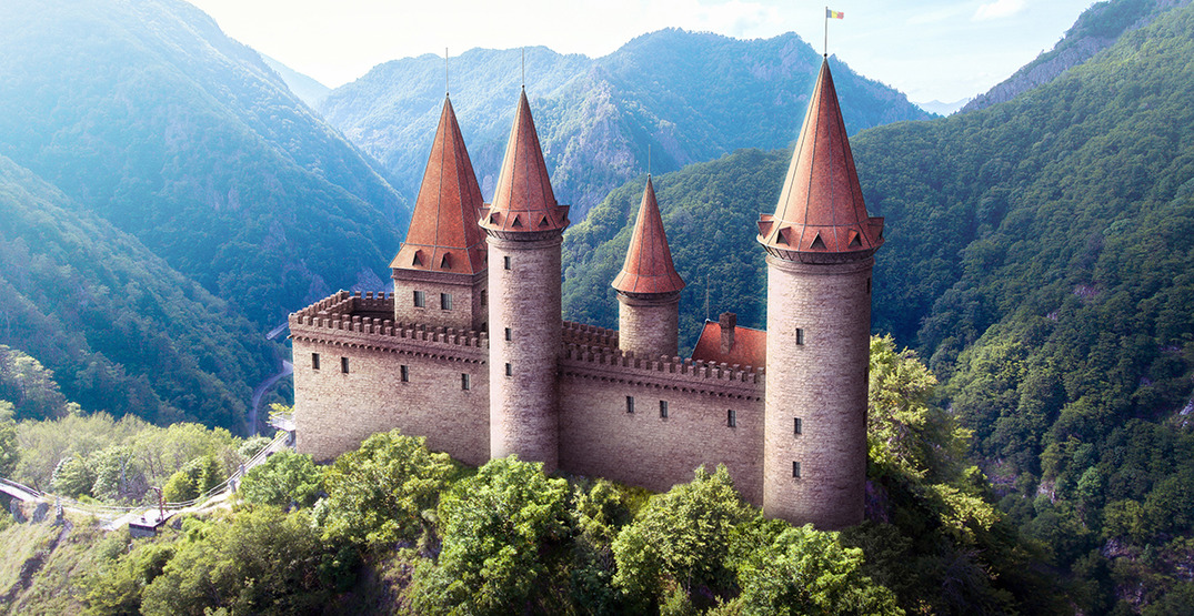 Witness the ruins of these epic European castles brought back to life