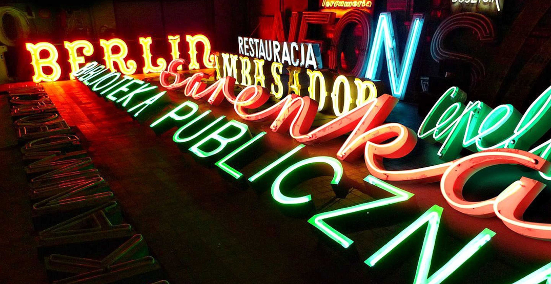 Light up your life with a virtual tour of Las Vegas' Neon Museum