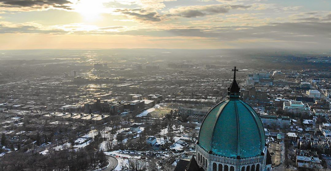 Montreal church bells will ring in unison this weekend as gesture of support
