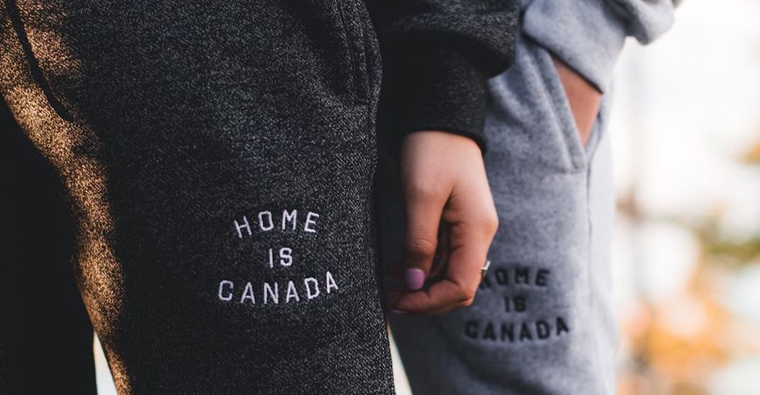 Canadian clothing brand offering discounts in exchange for food bank donations