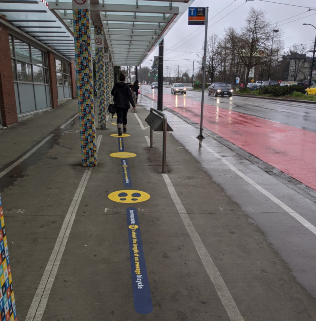 translink physical distancing
