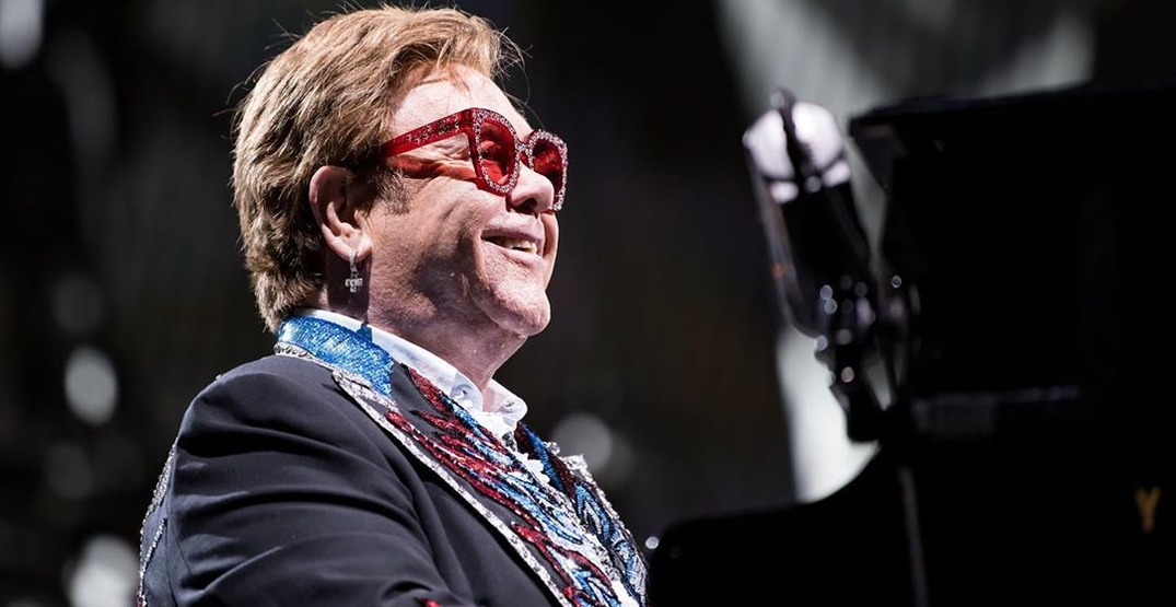 Elton John will perform in Toronto and Montreal for rescheduled 2022 tour